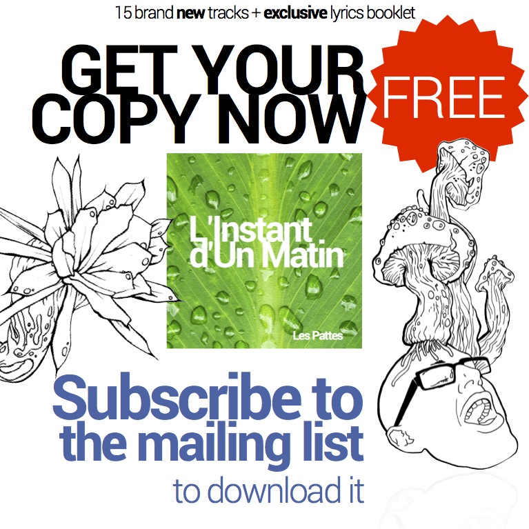 Subscribe to the newsletter to get your free copy!