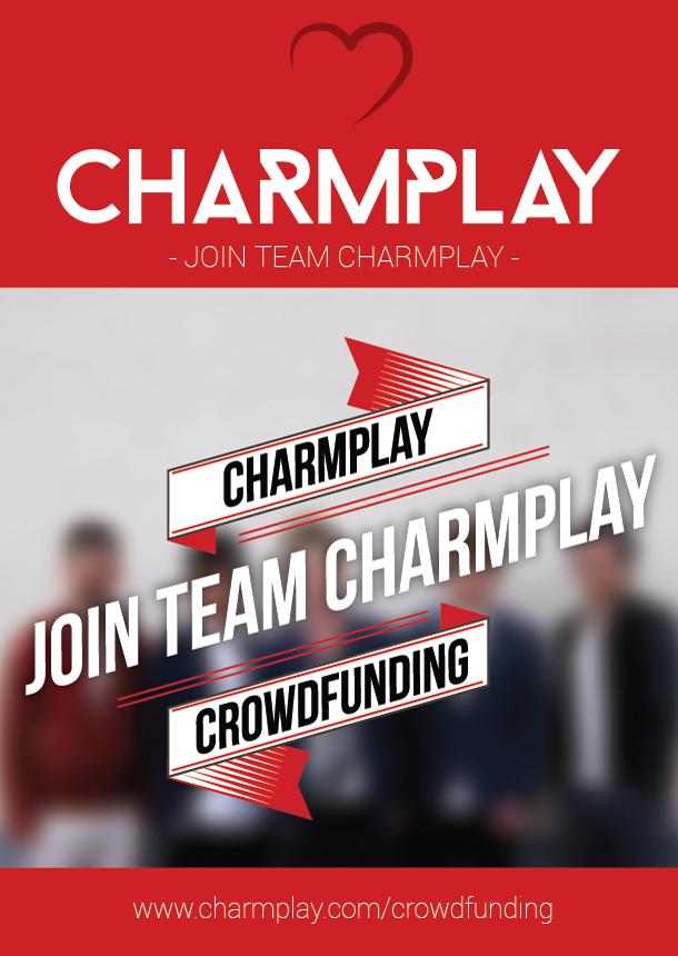 Charmplay debuut EP - Join team Charmplay