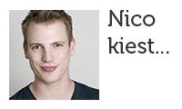 Nico kiest...