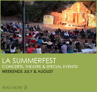 LA SummerFEST - Weekends July & August - Concerts, theatre & special events!
