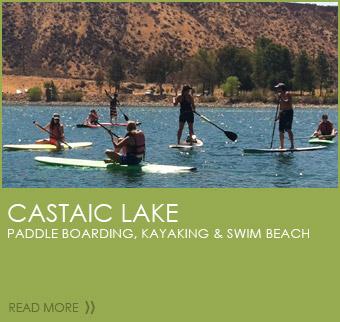 Castaic Lake - Paddle boarding, Kayaking & Swim Beach