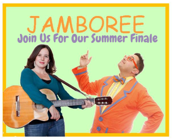 Summer Reading Finale Jamboree