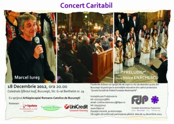 invitatie 18 decembrie 2012