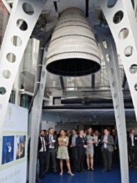 Welcomm's Event at the Space Centre to discuss business hosted telephony and digital services