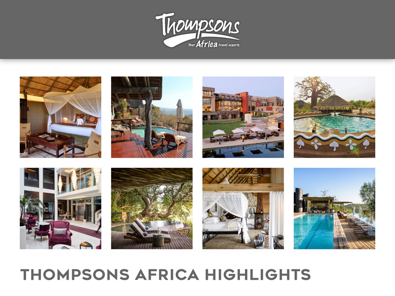 Thompsons Africa Product News, Tariff Changes and Special Deals - 16 November 2018
