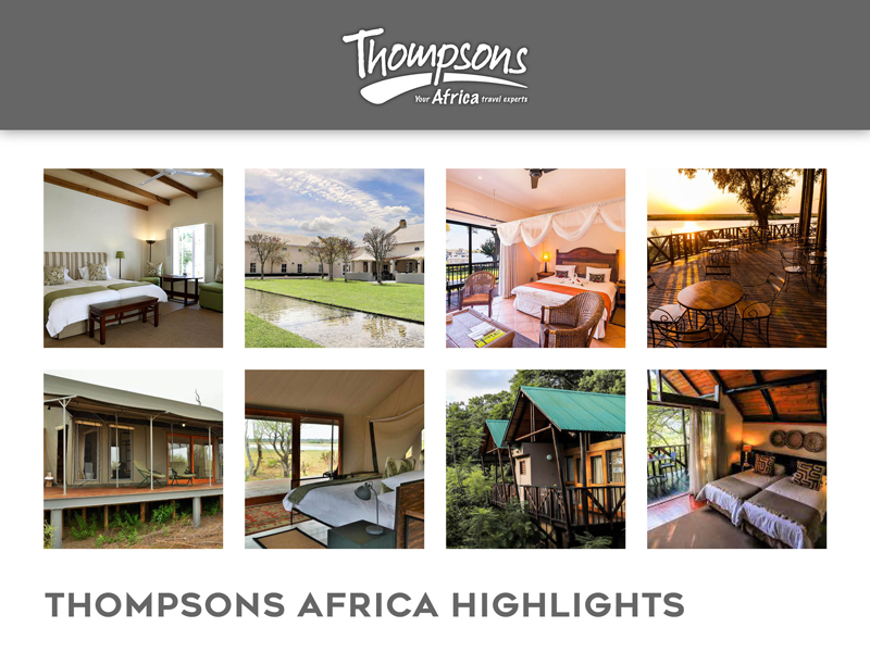 Sensational South Africa, Tariff Changes and Special Deals - 29 November 2019
