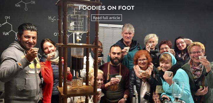 foodies on foot