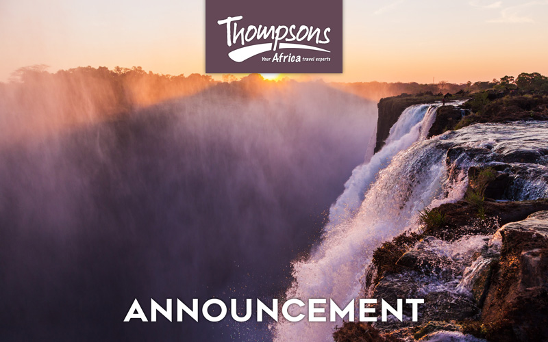 Announcement from Thompsons Africa