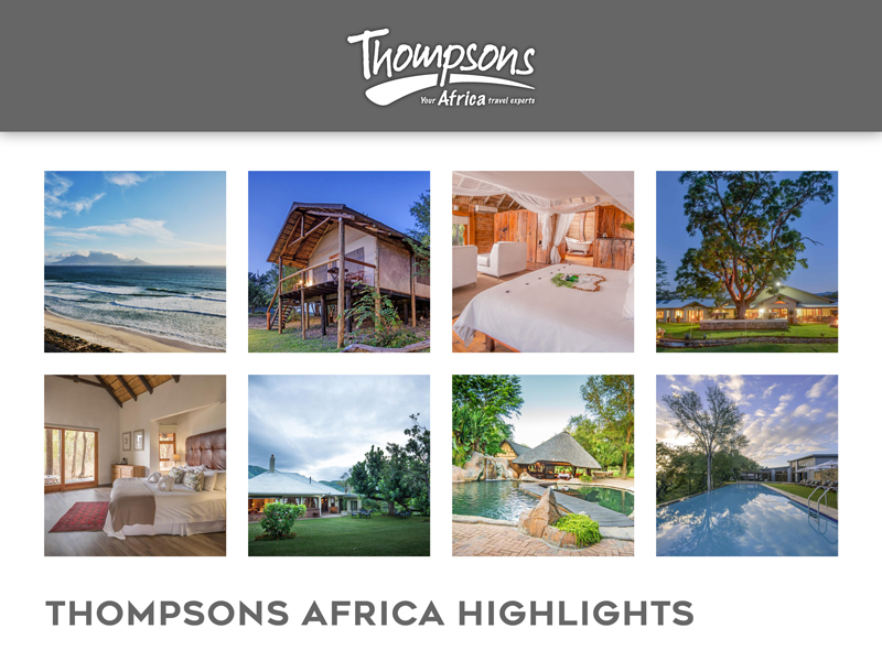 Sensational South Africa, Specials and Tariff Changes - 07 February 2020