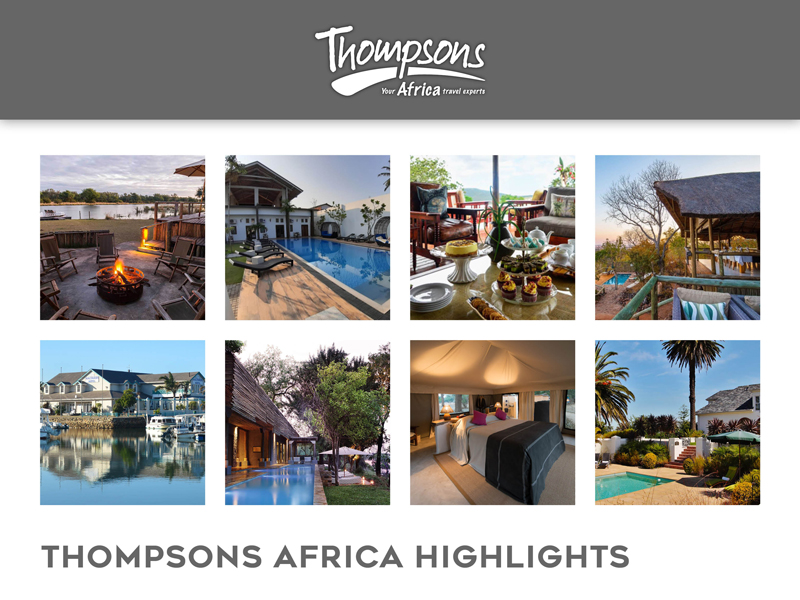 Sensational South Africa, Tariff Changes and Special Deals - 22 November 2019