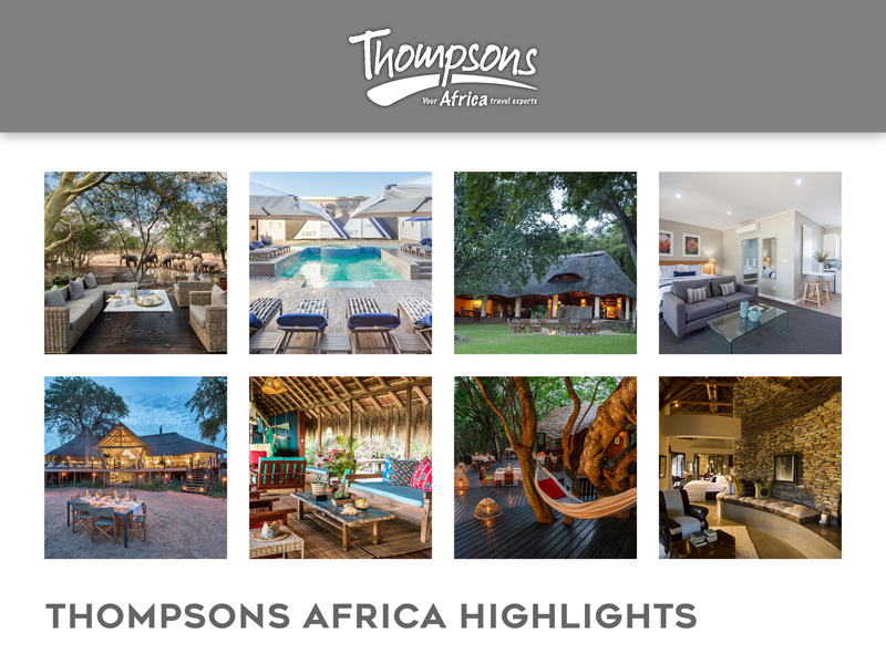 Thompsons Africa Highlights - 27 July 2018