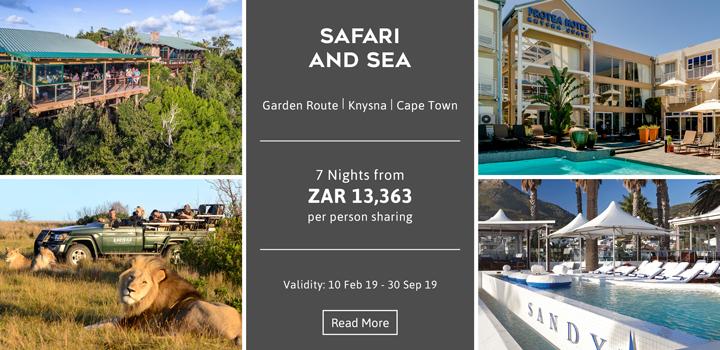 Safari and Sea