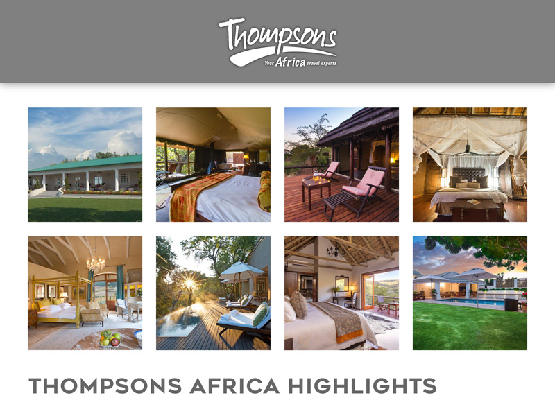 Thompsons Africa Highlights - 20 July 2018