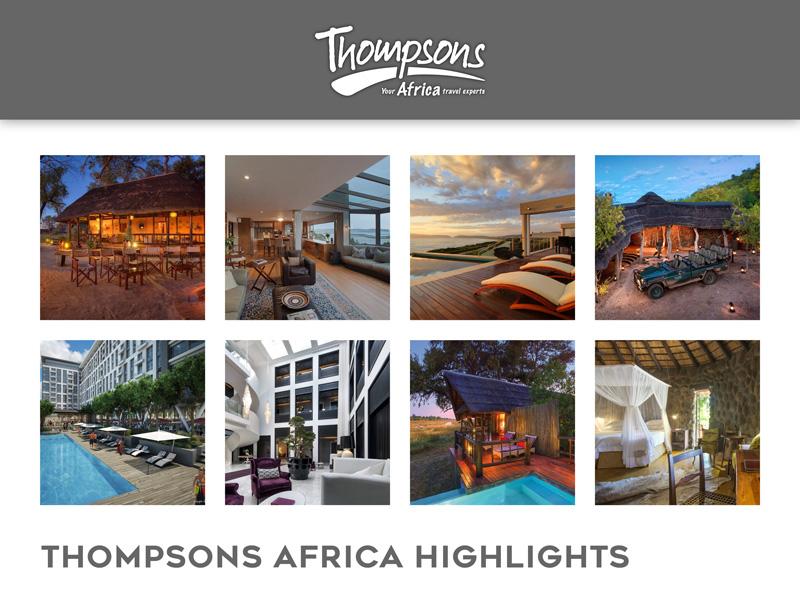 Thompsons Africa Highlights - 21 September 2018