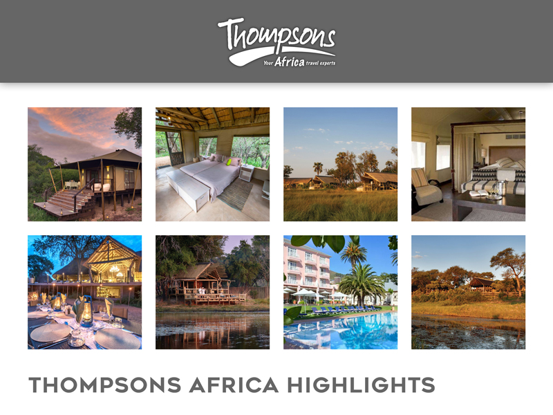 Sensational South Africa, Tariff Changes and Special Deals - 6 December 2019