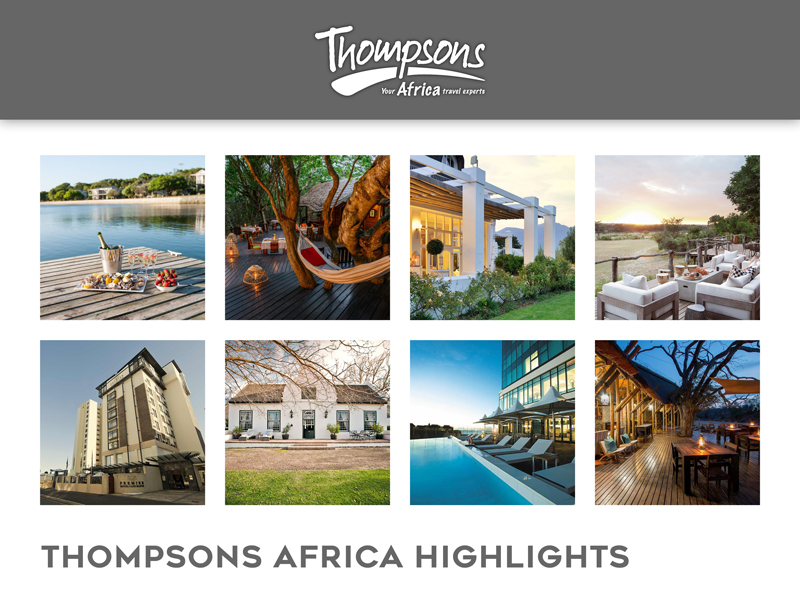 Thompsons Africa - Highlights, Favourites and Specials