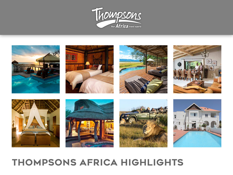 Thompsons Africa Highlights - 26 April 2018