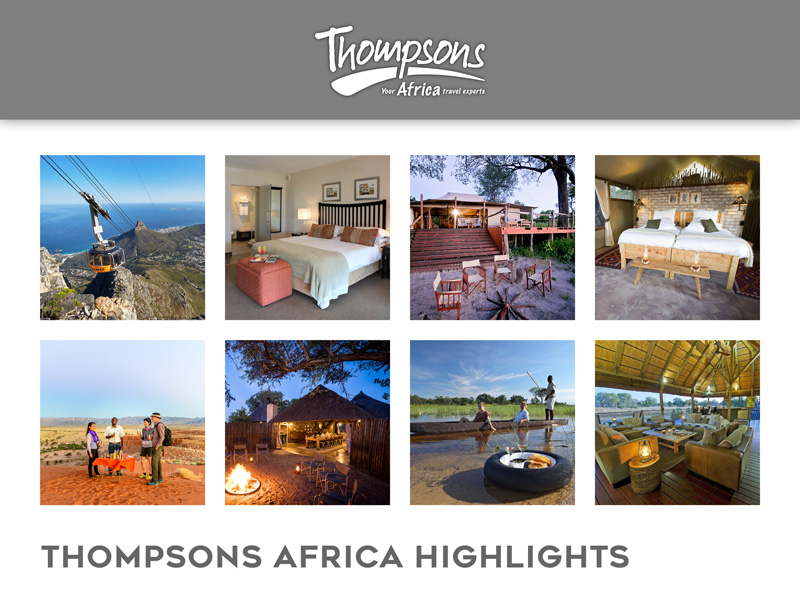 Thompsons Africa Highlights - 16 April 2018