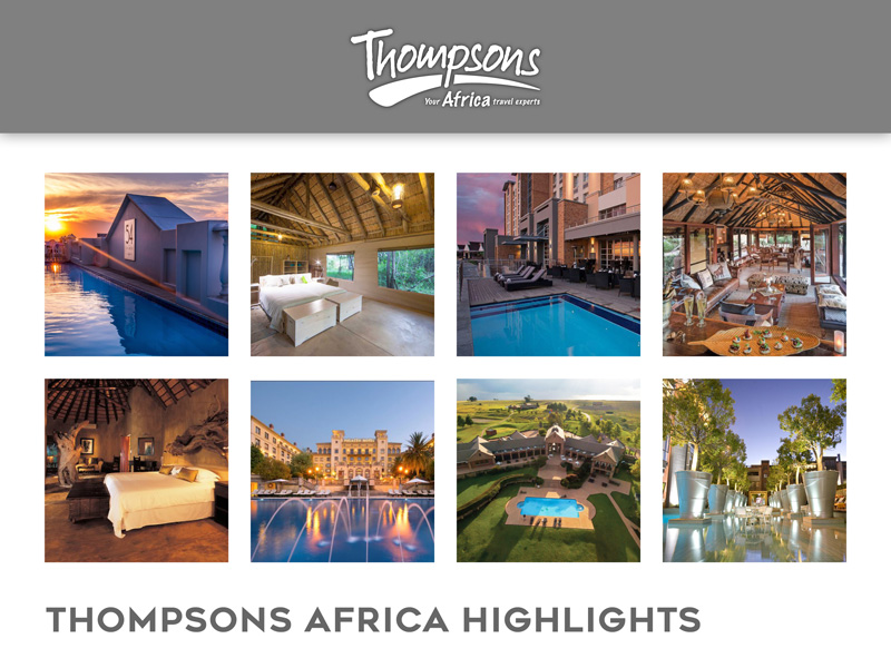 Thompsons Africa Highlights - 15 June 2018