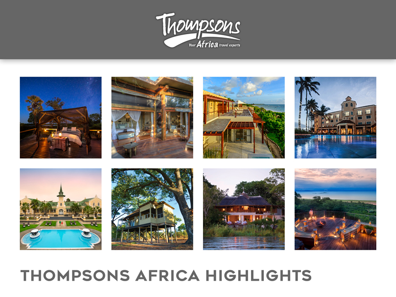Sensational South Africa, Tariff Changes and Special Deals - 04 October 2019
