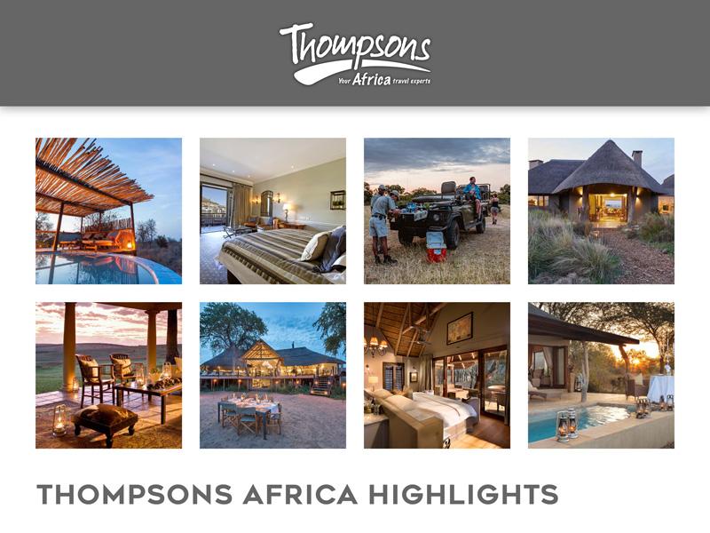 Thompsons Africa Highlights - 14 September 2018