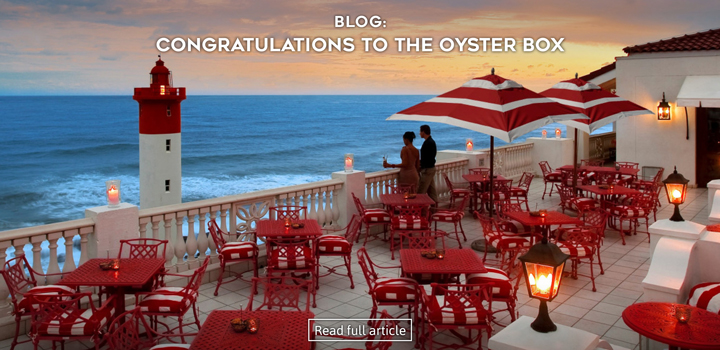 Congrats to the Oyster Box
