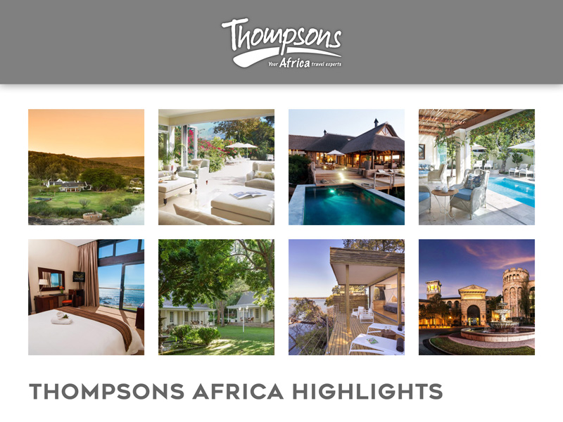 Thompsons Africa Highlights - 22 June 2018
