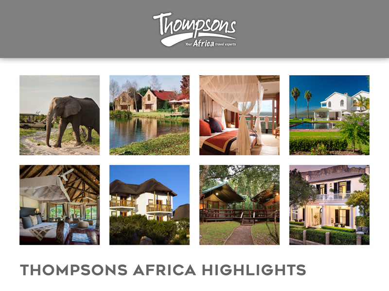Thompsons Africa Highlights - 04 May 2018