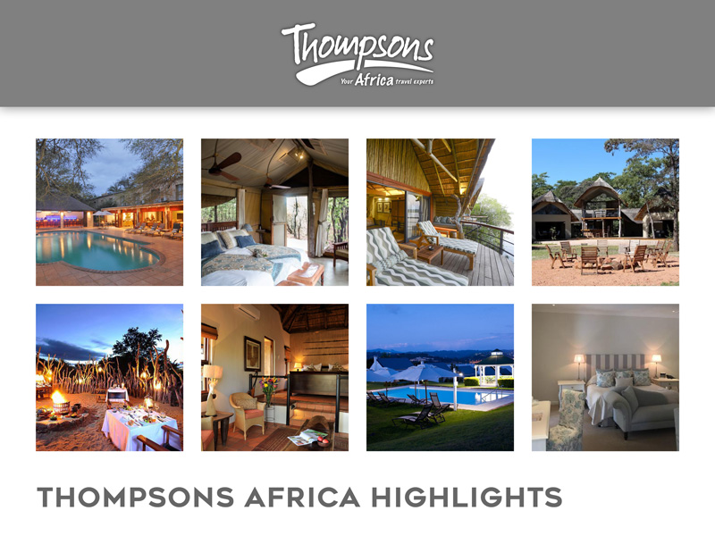 Thompsons Africa Highlights - 13 July 2018