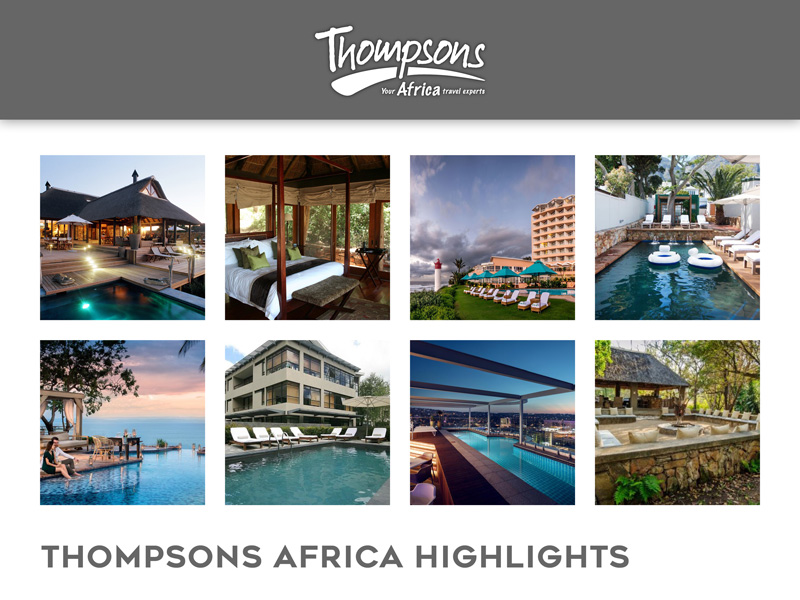 Thompsons Africa Product News, Tariff Changes and Special Deals - 19 October 2018