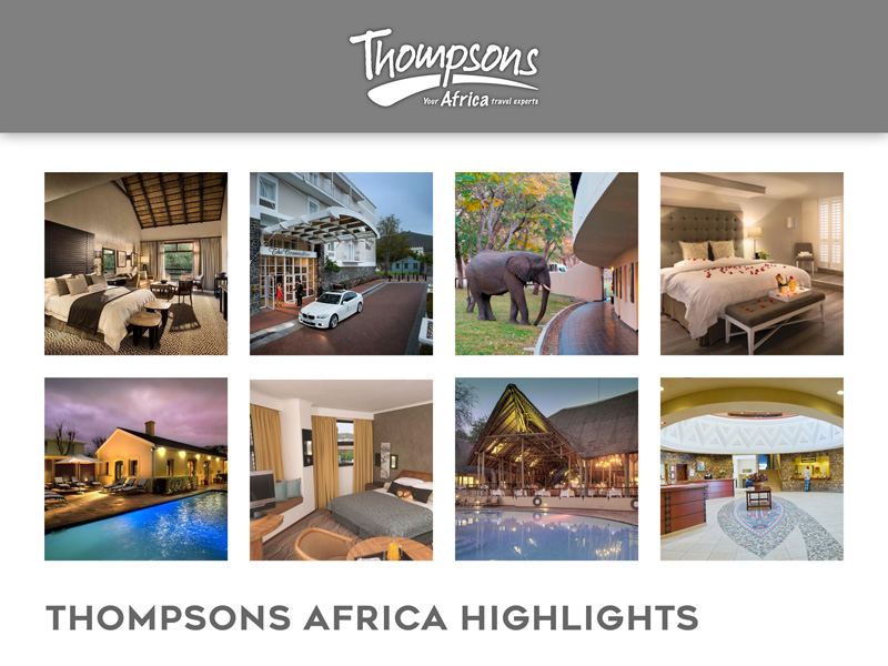 Thompsons Africa Highlights - 08 June 2018