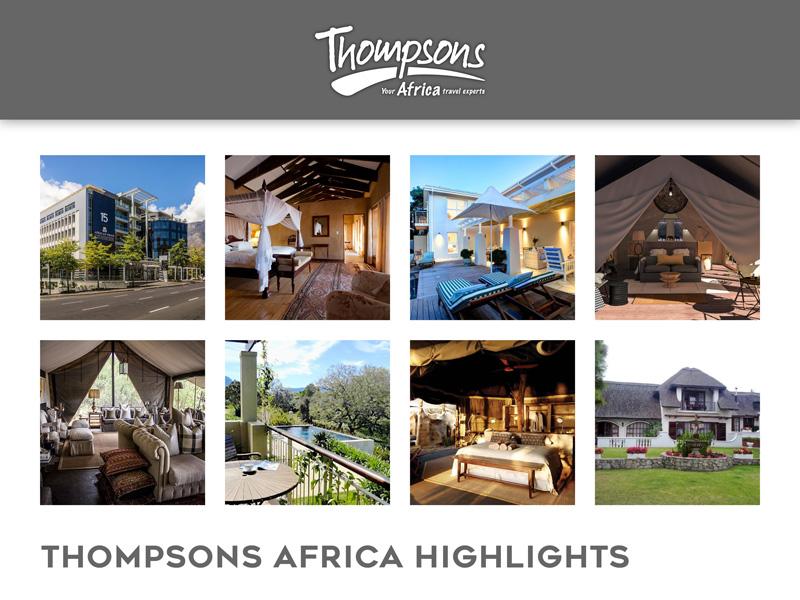 Thompsons Africa Highlights - 07 September 2018