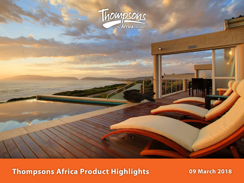 Thompsons Africa Product Highlights - 9 March 2018