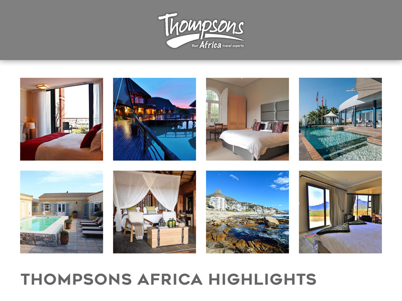 Thompsons Africa Highlights - 11 May 2018