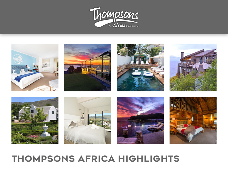 Thompsons Africa Highlights - 31 August 2018