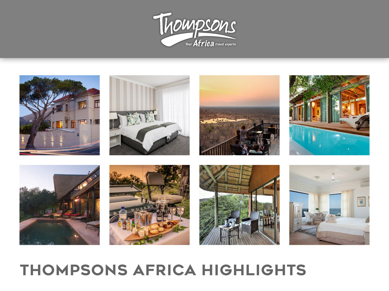 Thompsons Africa Highlights - 20 April 2018