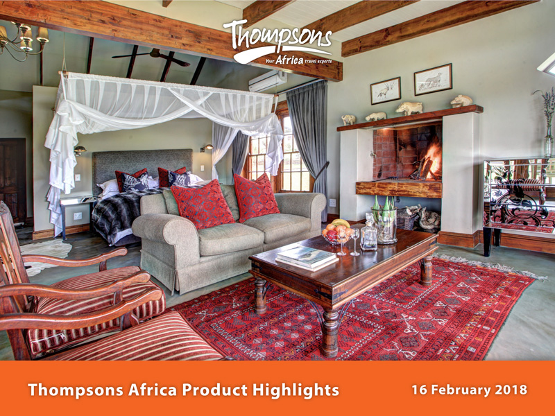 Thompsons Africa Product Highlights - 16 February 2018