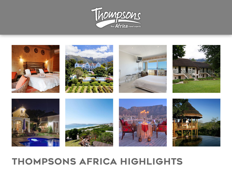 Thompsons Africa Highlights - 06 July 2018