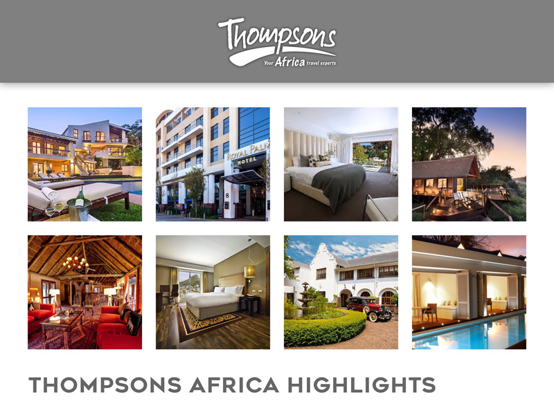 Thompsons Africa Highlights - 03 August 2018