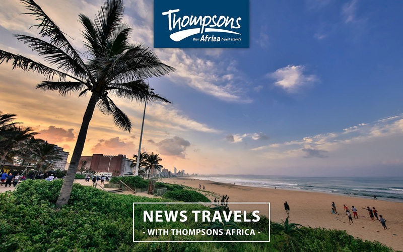 News Travels with Thompsons Africa... Fugitives Drift Has a Facelift and More