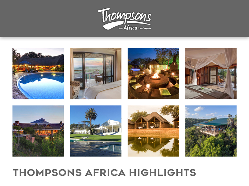 Sensational South Africa, Tariff Changes and Special Deals - 13 December 2019