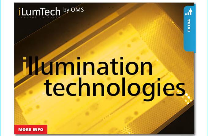 EXTRA - OMS INTRODUCES ILUMTECH. One of the most flexible global providers of full luminaire development and a comprehensive range of engineering services