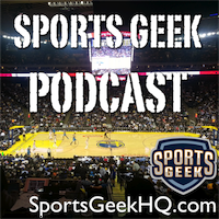 Listen to Sports Geek Podcast on iTunes