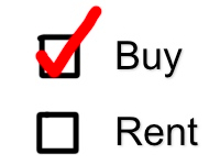 Buy or Rent Checkbox