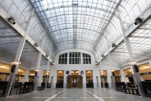 Otto Wagner, PSK Wien, Kassenhalle