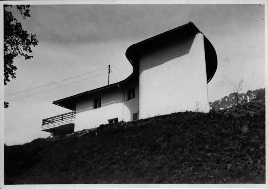 Lois Welzenbacher, Haus Proxauf, Innsbruck