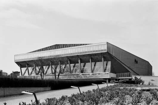 Roland Rainer, Stadthalle Wien