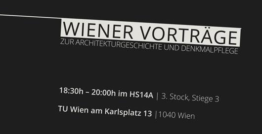 Logo Wiener Vorträge TU
