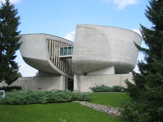 Banská Bystrica SNP-Museum, Dušan Kuzma, 1969