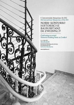 Sujet ISG Symposium norm-konform Treppengeländer